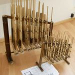 Musical Instrument Classification crosscultural composer angklung