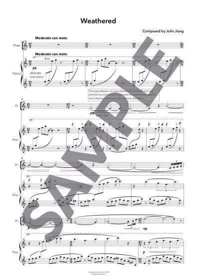 Weathered-Sample-Sheet-Music